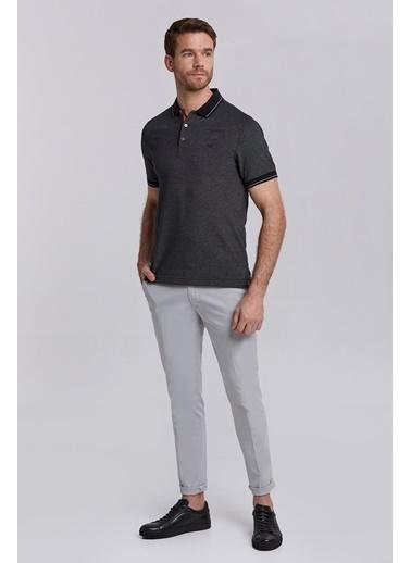 Hemington Basic Pike Pamuk Polo T-Shirt Siyah